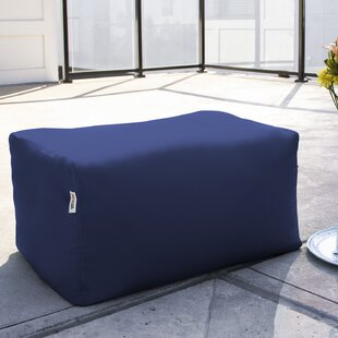 Zipcode Design Bowman Outdoor Bean Bag Ottoman