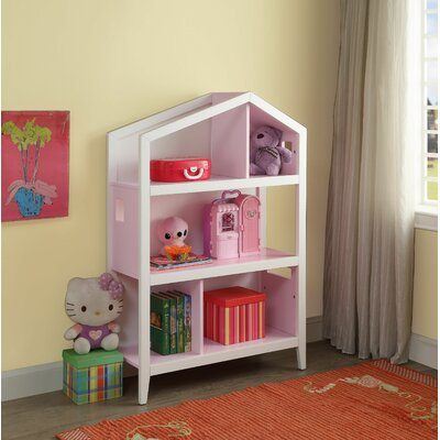 "Cloquet 50"" Bookcase Zoomie Kids"