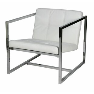 Read Reviews Lisa Armchair by Whiteline Imports Reviews (2019) & Buyer's Guide