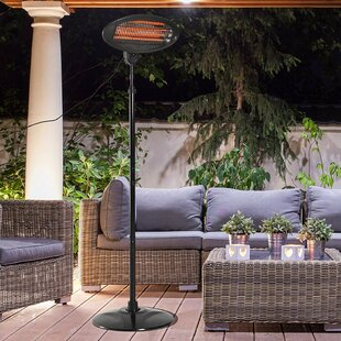 Manuel Electric Patio Heater By Belfry Heating