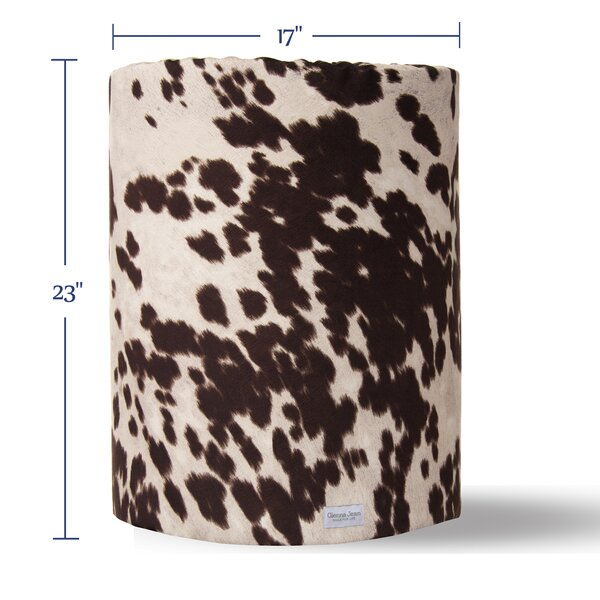 Glenna Jean Cow Laundry Hamper Reviews Wayfair