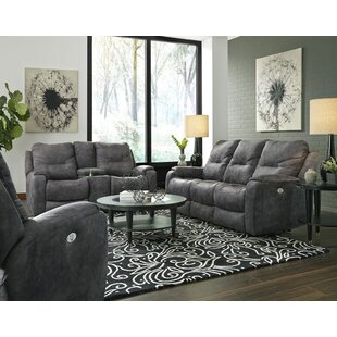 Royal Flush Double Reclining Sofa Southern Motion