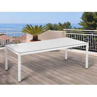 Ampelius Rattan Dining Table By Sol 72 Outdoor