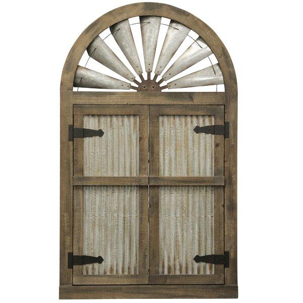 Merveilleux Wood Door Wall Decor | Wayfair