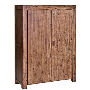 Nala 2 Door Wardrobe By Union Rustic