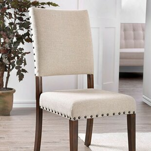 Renteria Upholstered Dining Chair (Set of 2) by Gracie Oaks