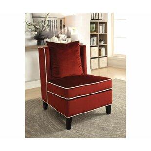 Cedarburg 29 Wingback Chair by Everly Quinn
