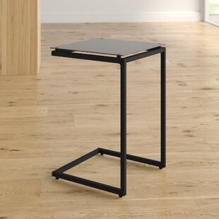 Bonetti C Shaped End Table by ..