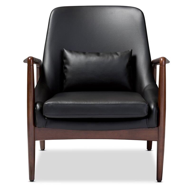 Baxton Studio Carter Lounge Chair