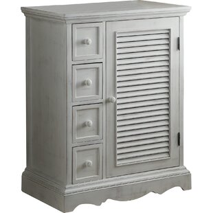 Country Living 4 Drawer Accent Cabinet by Anthony California