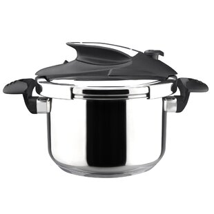 Compare & Buy Nova Stainless Steel Fast Pressure Cooker By Magefesa