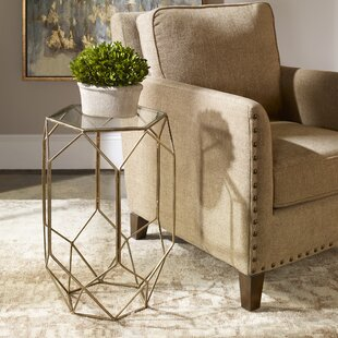 Affordable Uinta Contemporary End Table By Ivy Bronx