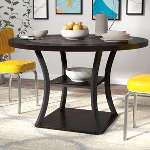 Menedemus Dining Table by Latitude Run