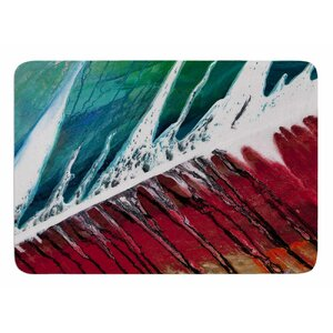 Splish Splash by Steve Dix Bath Mat