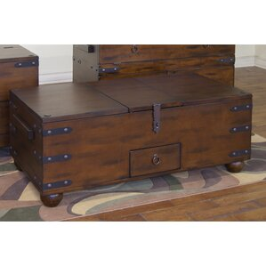 Loon Peak Vista Trunk Coffee Table