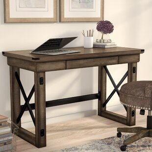 Price Check Gladstone Writing Desk by Laurel Foundry Modern Farmhouse