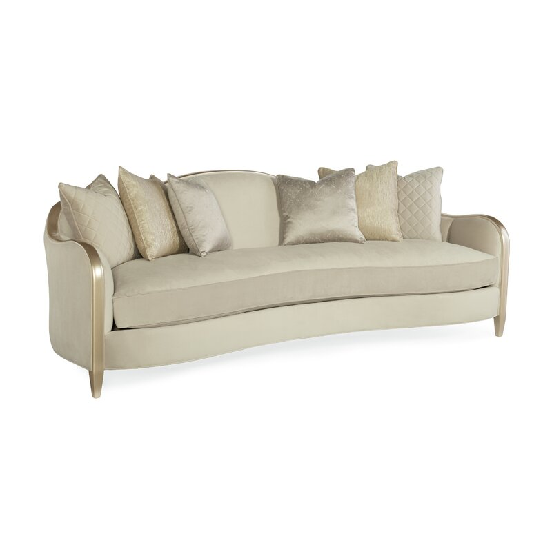 Cool Adela Cabriole Sofa Ncnpc Chair Design For Home Ncnpcorg