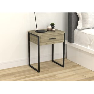 Dakoda End Table by Williston Forge