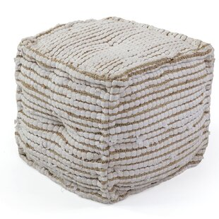 Mccollister Square Pouf by..