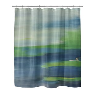 A Beautiful Mess Single Shower Curtain
