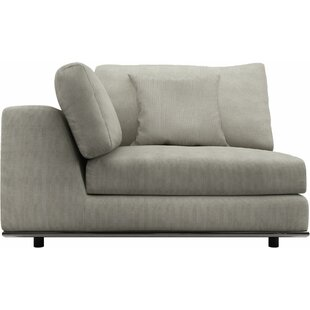 Syd Left Facing Sectional with Ottoman