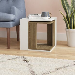 Demeo 2 Piece Nesting Tables