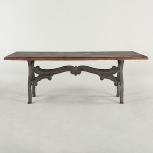Hacker Dining Table by Williston Forge #2