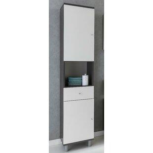 Pedroza 35 X 179cm Tall Bathroom Cabinet By Mercury Row