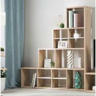 Villafane Step Bookcase By Wrought Studio
