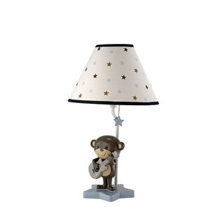 Reviews Monkey Fabric Empire Lamp Shade By Carter's®