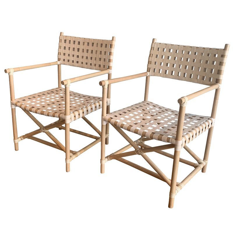 Elizondo dining chair set of 2