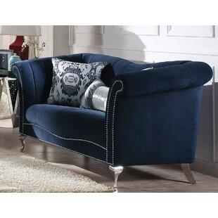 Great Price Reynolds Loveseat by Everly Quinn Reviews (2019) & Buyer's Guide