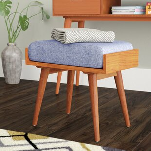 Find the perfect Emily Upholstered Vanity Stool By Langley Street