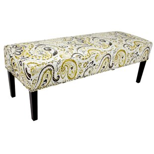 Idell Ikat Upholstered Bench
