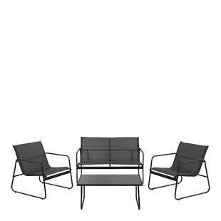 Larosa 4 Seater Sofa Set By Sol 72 Outdoor