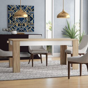 Reviews Algedi Dining Table By Mercury Row