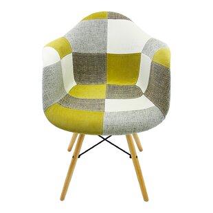 Calera Armchair Set of 2 by Wrought Studio