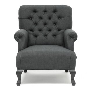Reviews Gerrell Armchair by Darby Home Co Reviews (2019) & Buyer's Guide