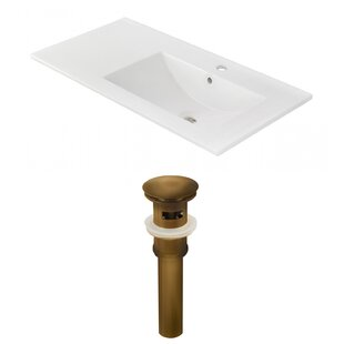 Shopping for Drake 36 Single Bathroom Vanity Top ByRoyal Purple Bath Kitchen
