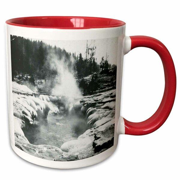 Symple Stuff Minard Yellowstone National Park Geysers Victor Animatograph Co 9 Coffee Mug Wayfair