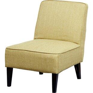 Ebern Designs Bayviewpark Slipper Chair