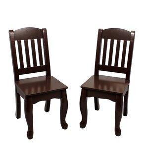 The Windsor Kids Desk Chair (Set of 2) by Teamson Kids