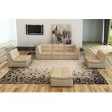 Buchanan 102 Modular Sectional with Ottoman by Trule