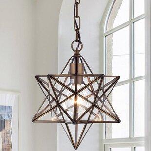 Shuler Star 1 Light Pendant
