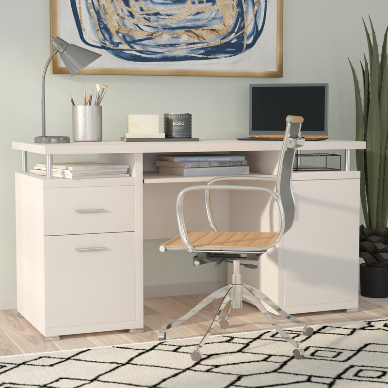 Ordinaire Thaxted 2 Drawer Computer Desk. Office Design