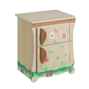 Forest Kitchen Fridge  Appliance by Teamson Kids