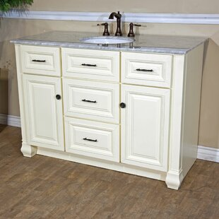Read Reviews 50 Single Bathroom Vanity Set By Bellaterra Home