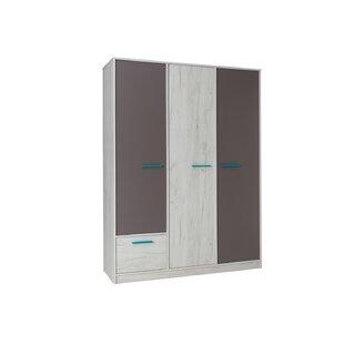 Farryn 3 Door Wardrobe By 17 Stories