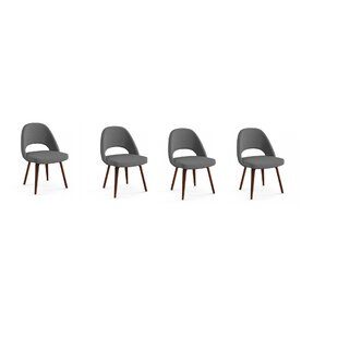 Virginia Upholstered Dining Chair (Set of 4) Corrigan Studio