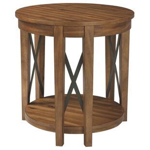 Best Reviews Demi End Table By Millwood Pines